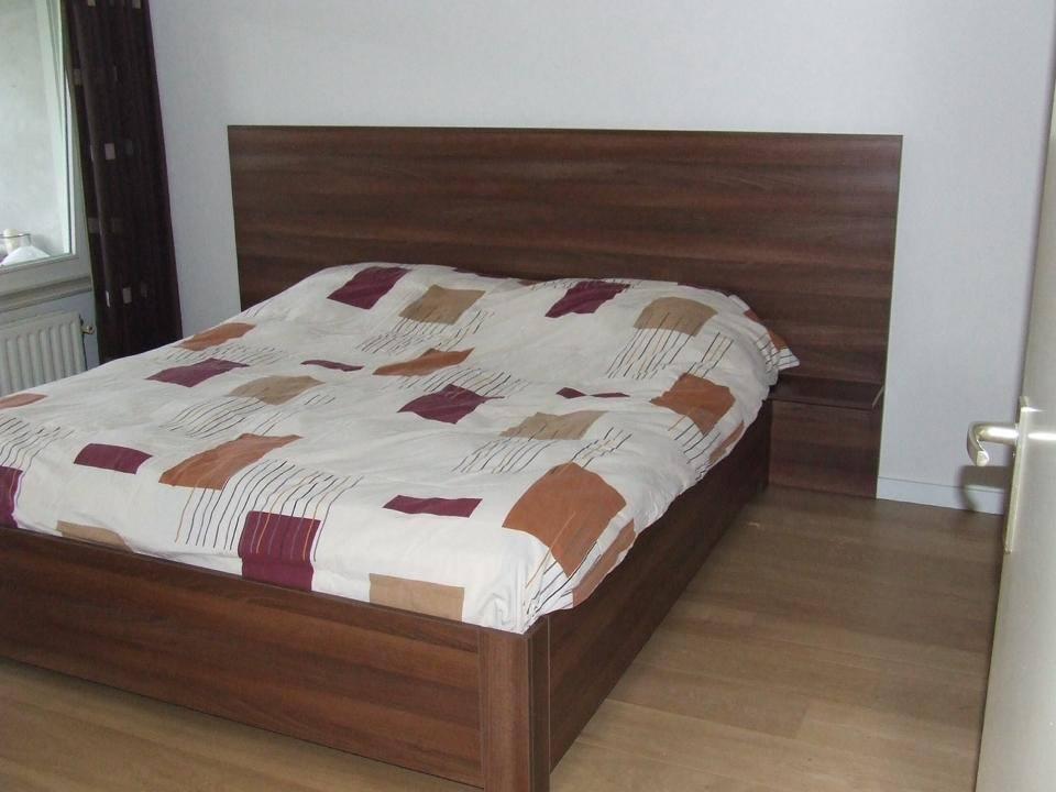 Slaapkamer interieurbouw bed