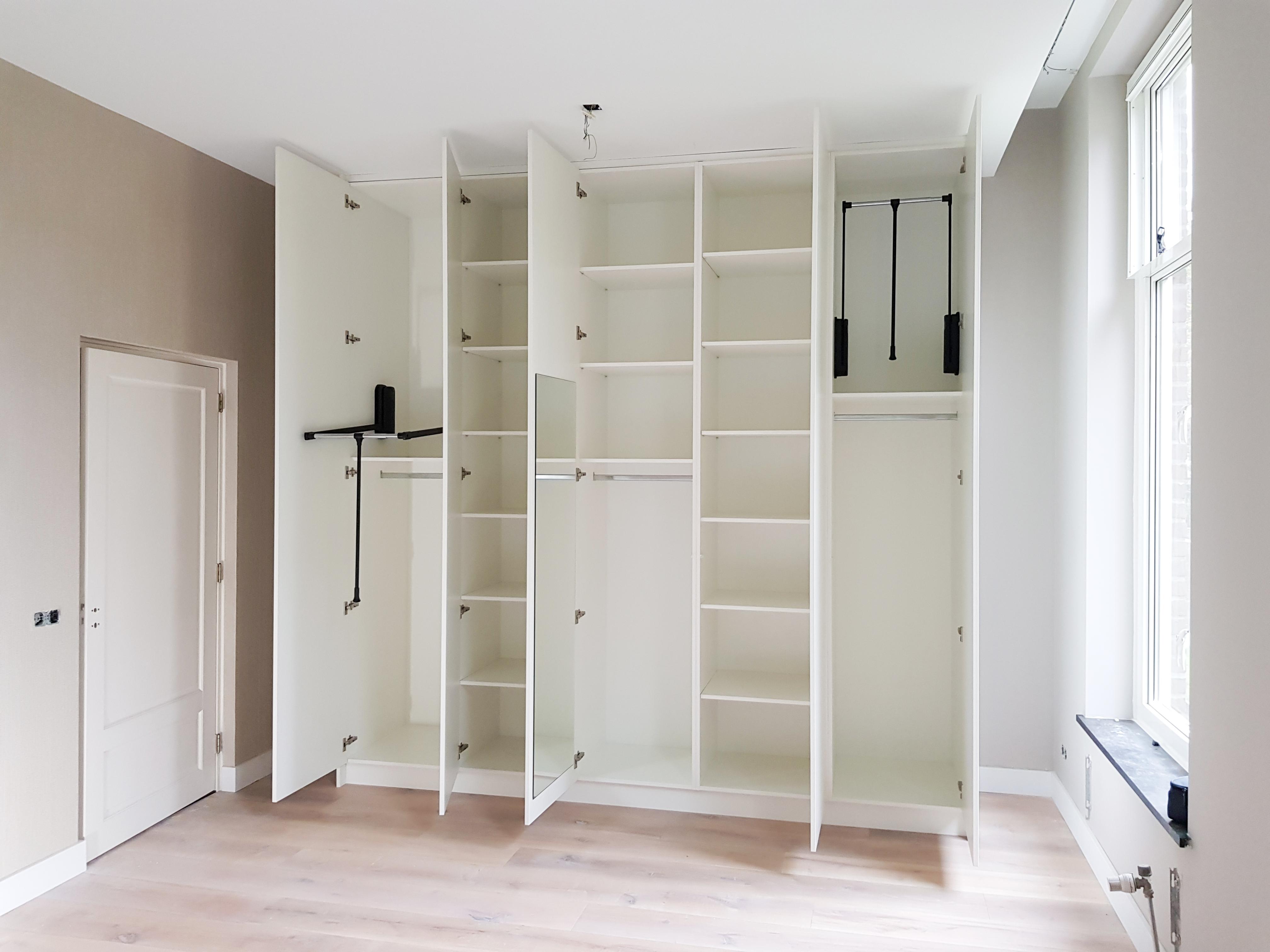 Slaapkamer | Kasten | Mooi op Maat | Interieurbouwer | Etten-Leur